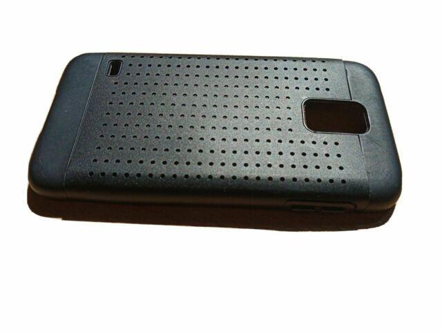 Cover silicone nera samsung s5