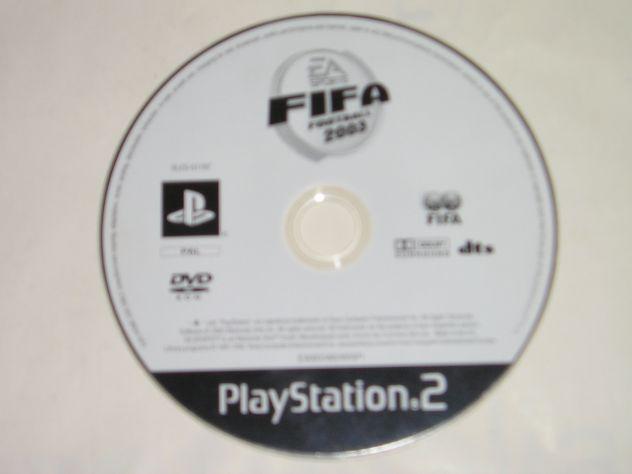 Gioco ps2 - fifa football 2003 - pal (senza custodia e