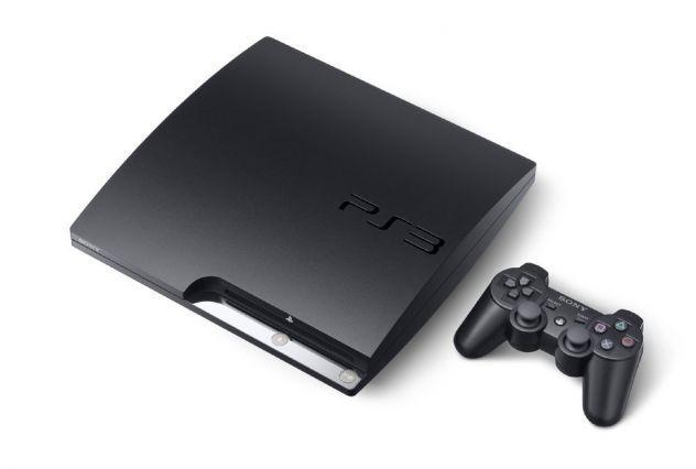 Playstation ps3 nera