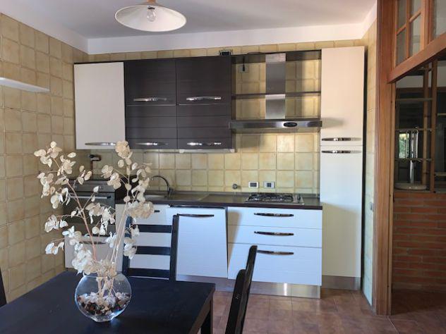 Rif. san biagio: appartamento arredato con garage
