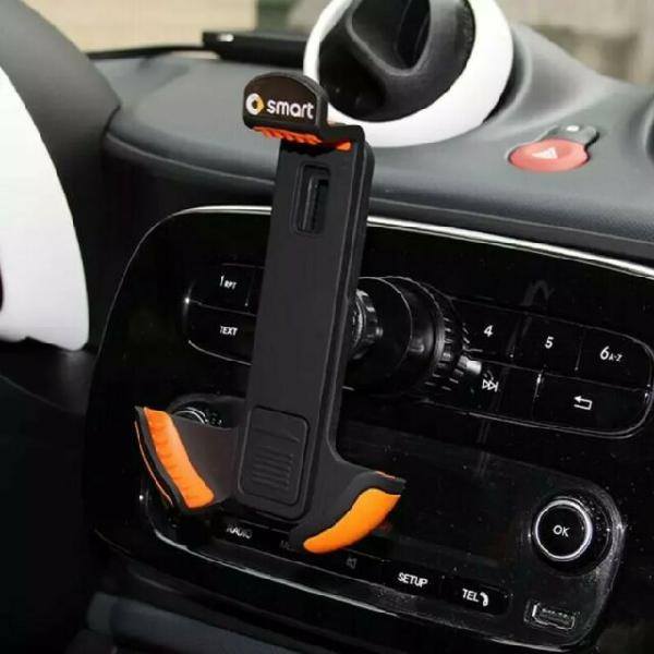 Supporto porta telefono per smart fortwo e smart forfour