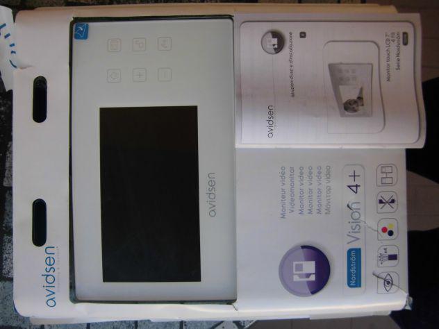 Videocitofono digitale colori 7 pollici lcd nuovo