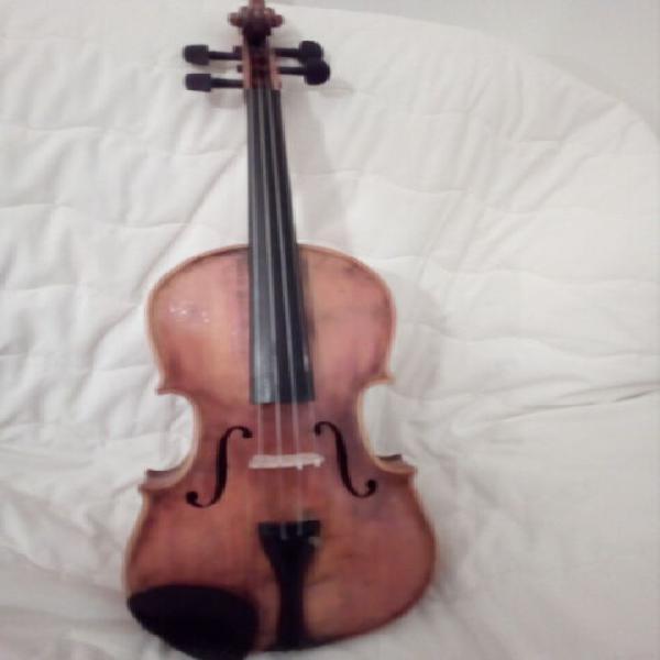 Violino 4/4 con etichetta -w.lewis e sons-