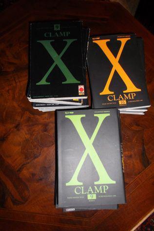 X 1999(clamp,japan best seller,1997-2001 2010-2012,2011)