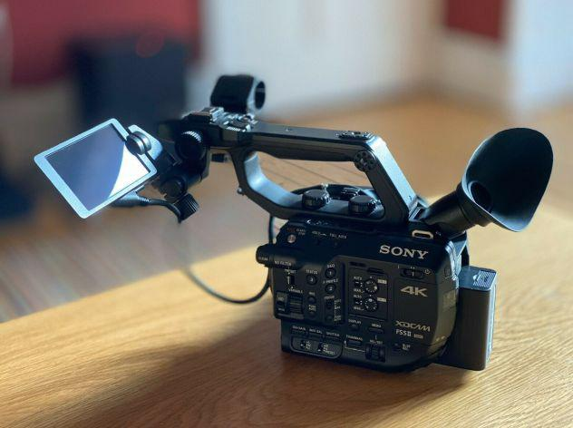 Fotocamera sony pxw fs5mk 2 4k