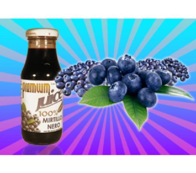 Succo mirtillo nero naturale ordina online ricevi a domicili