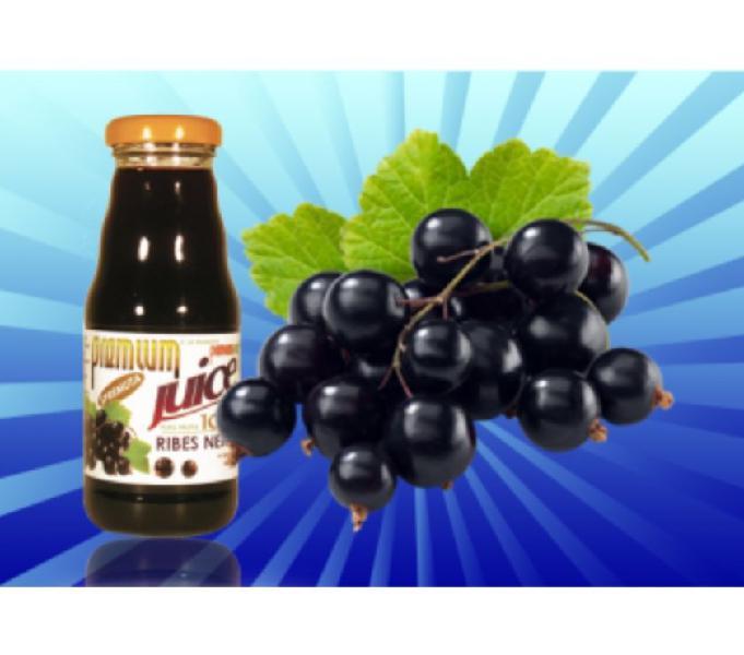 Succo ribes nero premium fruit spremuta frullati frutta