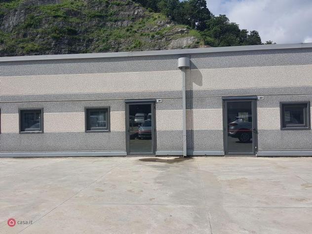 Ufficio di 180mq in via adamoli a genova