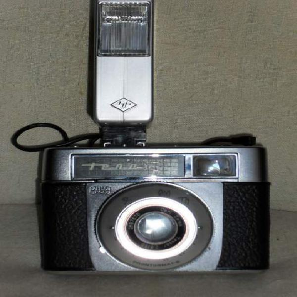 Gerufix macchina fotografica tenax zeiss