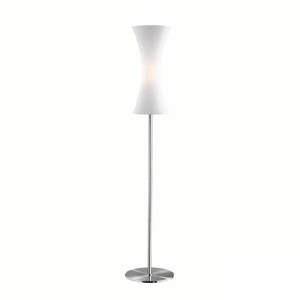 Lampada Da Terra 60w E27 Ideal Lux Nickel
