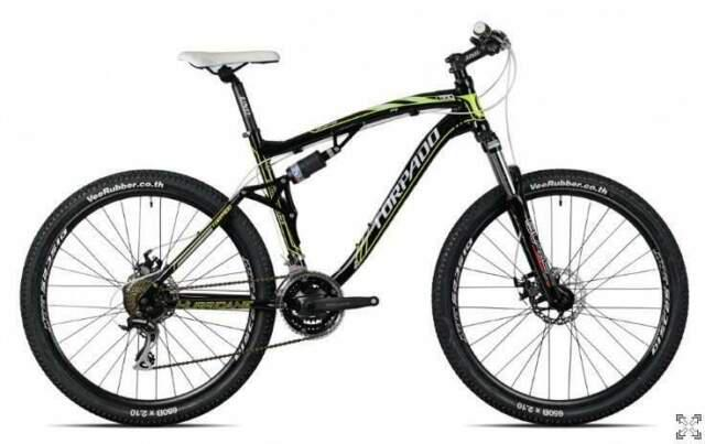 """Mtb full """"nuove"""" entra"""
