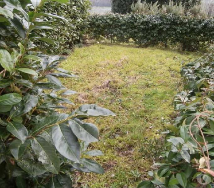 Pistoia nord vendita porzione di bifamiliare con giardino