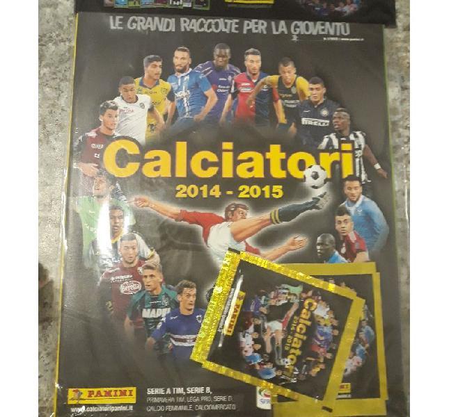 Album panini calciatori 2014-2015