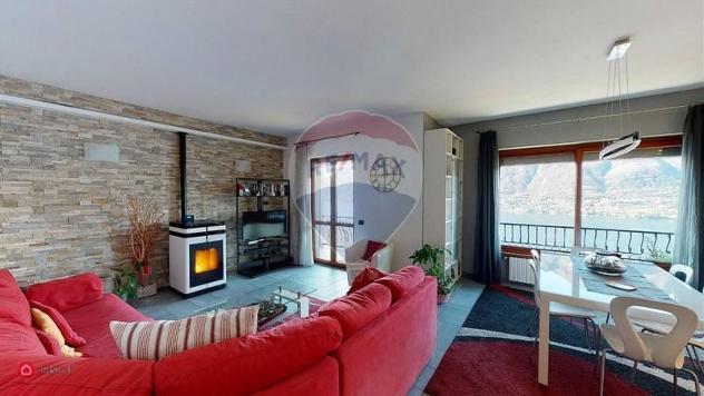 Appartamento di 205mq in via per bellagio 62 a Faggeto Lario