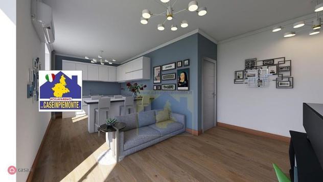 Appartamento di 75mq in Via Valdellatorre 41 a Alpignano