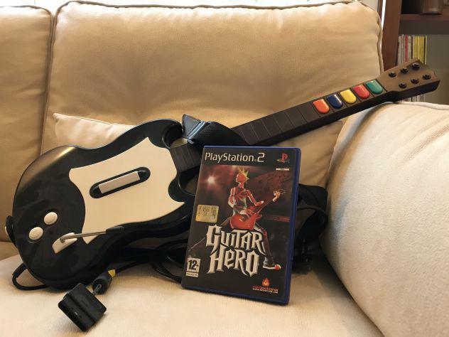 Hero guitar prima edizione completo ps2