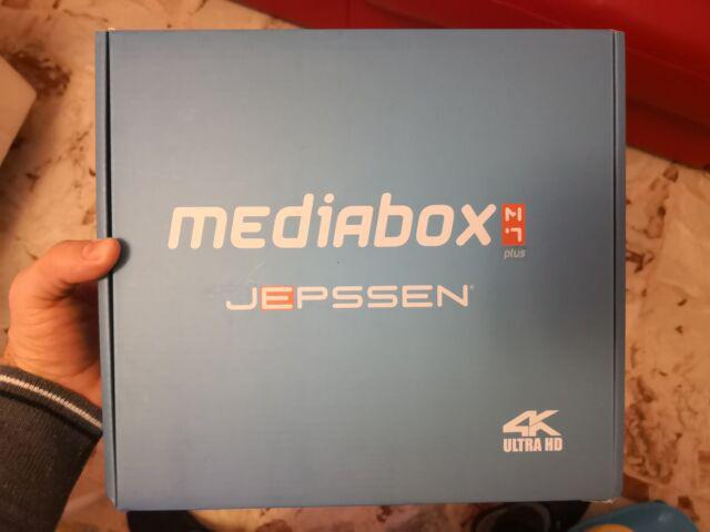 Jepssen mediabox m7 plus 4k