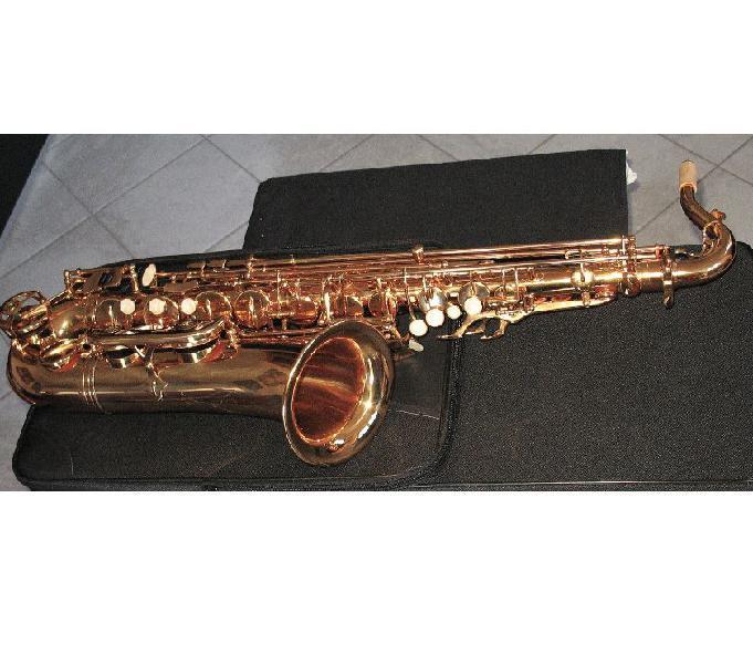 Sax tenore c melody (in do) aquilasax nuovo (garanzia)