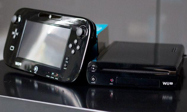 Wii u come nuova + 3 giochi