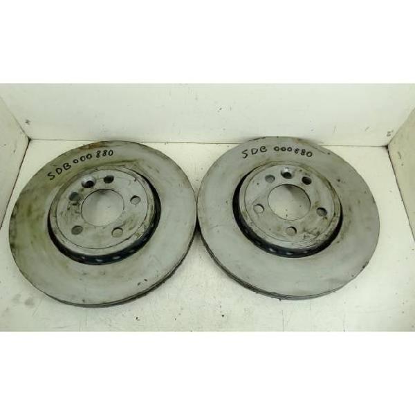 Delphi accessori set di pastiglie anteriori per Opel Corsa C cassetta posteriore acciaio per