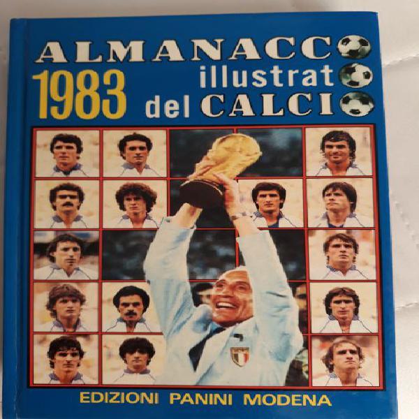 Almanacco illustrato del calcio 1983