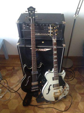 Lezioni di chitarra e basso online