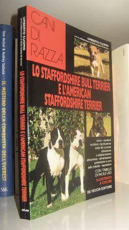 Lo staffordshire bull terrier e l'american staffordshire