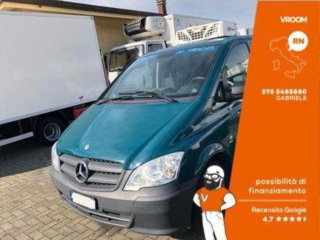Mercedes-benz vito vito 2.2 113 cdi tn furgone compact