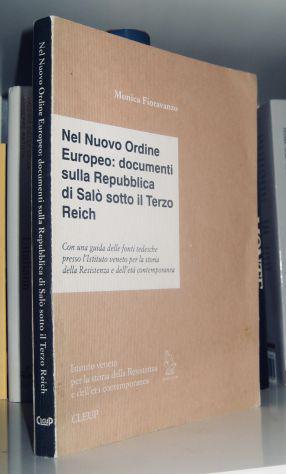 Nel nuovo ordine europeo: documenti sulla repubblica di