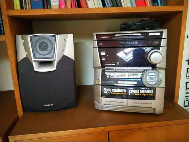 Stereo samsung funzionante usato