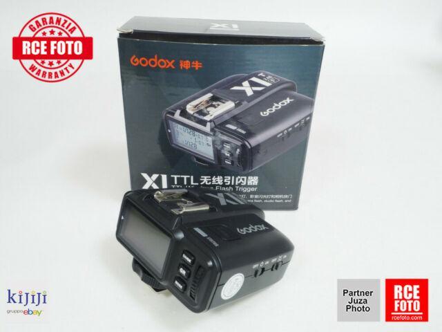 Godox x1 ttl wireless flash trigger fujifilm