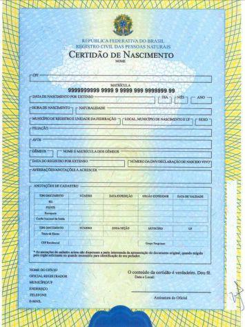 Portoghese brasiliano traduzione giurata certificato