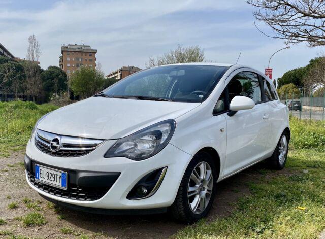 Opel corsa benzina 1200cc euro5b restyling unica