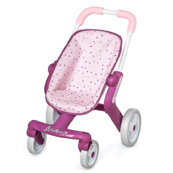 Smoby passeggino giocattolo baby nurse