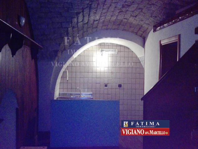 Centro storico, seminterrato di mq. 73 catastali