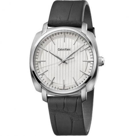 Calvin klein orologio al quarzo da uomo highline k5m311c6