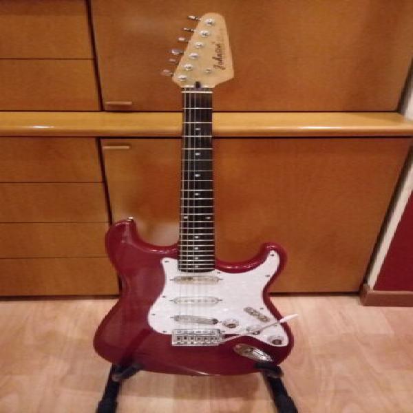 Chitarra elettrica johnson u.s.a. super strat
