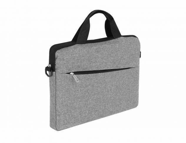"""Dettagli su 14 """" portatile borsa a spalla laptop custodia"""