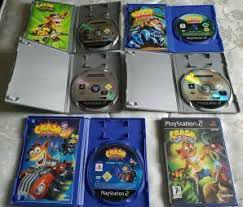 Crash bandicoot collection ps2