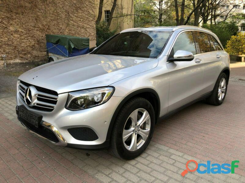 Mercedes benz glc 250 d 4matic 9g tronic exclusive amg inter