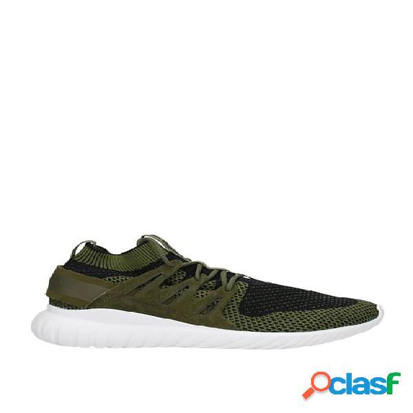 Sneakers adidas tubular nova pk uomo verde 42 2/3