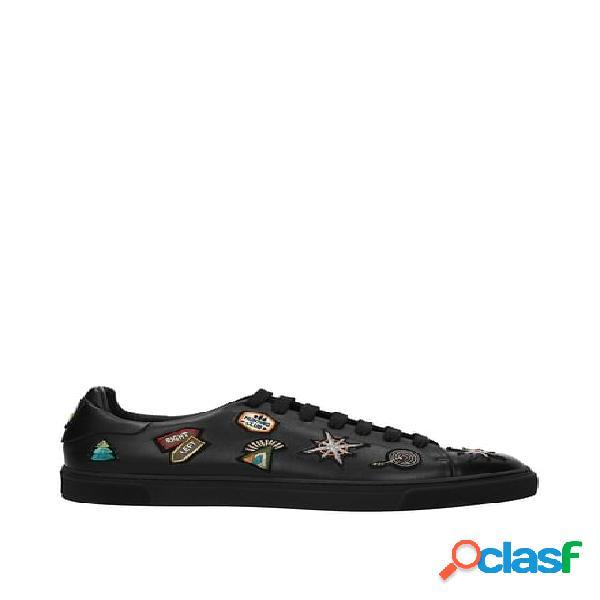 Sneakers louis leeman uomo nero 41