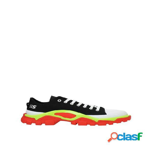 Sneakers adidas raf simons uomo nero 40