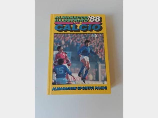 Almanacco 1988 calcio panini
