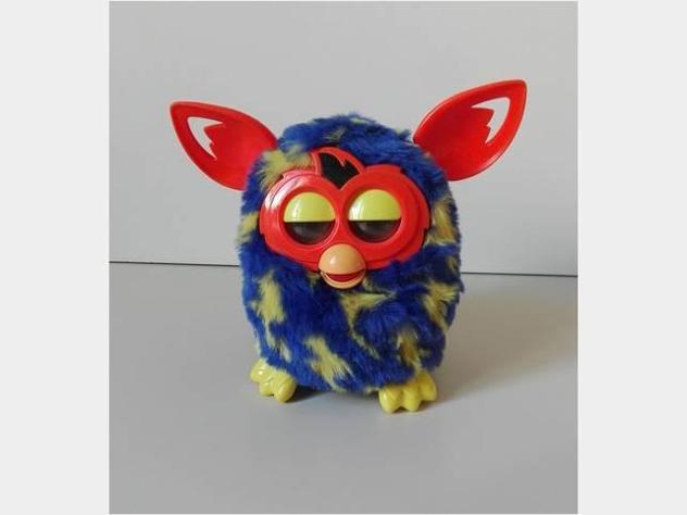 Furby boom interattivo giocattolo hasbro italiano gioco per