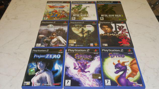 Giochi playstation 2 ps2 pal italiani retrogaming project