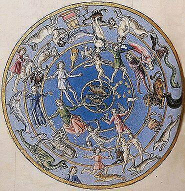 Lettura astrologica del tema natale e compatibilità di