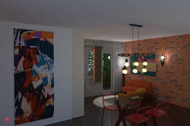 Appartamento di 56mq in via santa chiara a prato