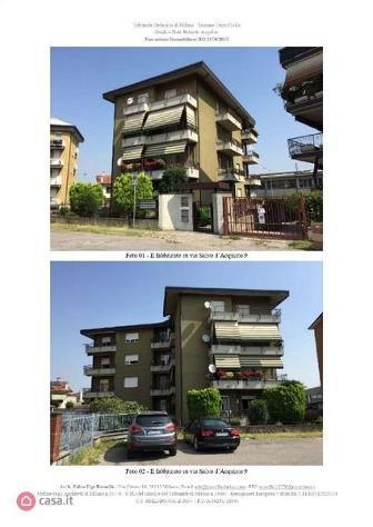 Appartamento di 60mq in via salvo d'acquisto 9 a nerviano