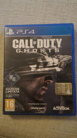 Call of duty ghosts activision ps4